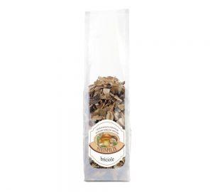 sacchetto briciole funghi porcini secchi 100 gr.