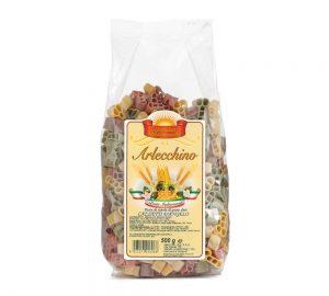 sacchetto pasta colorata cazzetti d'angelo 500 gr.