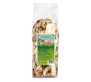 sacchetto funghi secchi misti 100 gr.