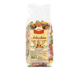 sacchetto pasta colorata lago di garda gr. 500