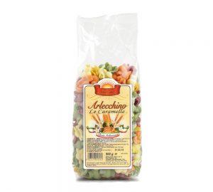 sacchetto pasta colorata le caramelle 500 gr.