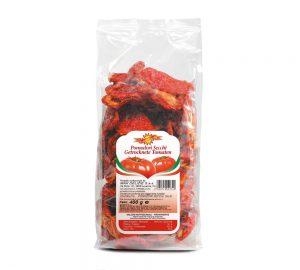 sacchetto pomodori secchi italia 400 gr.
