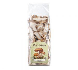 sacchetto shiitake funghi secchi