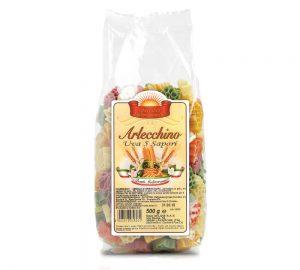 sacchetto pasta colorata uva ai 5 sapori 500 gr.