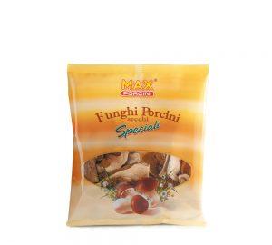 busta funghi porcini secchi speciali gr. 20