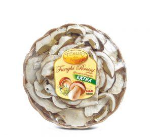 cesto funghi porcini secchi qualità extra 100 gr. tesori del bosco