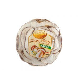 cesto funghi porcini secchi extra da 50 gr.