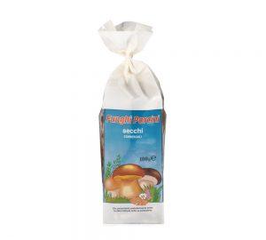 sacchetto funghi secchi commerciali gr. 100 max delizie