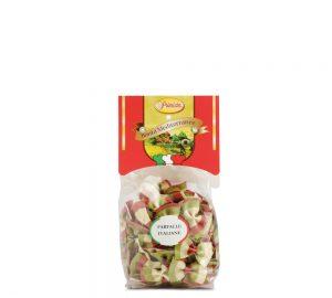 sacchetto pasta colorata farfalle italiane 250 gr.