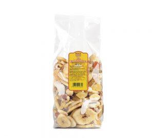 sacchetto mix di frutta disidratata 250 gr.