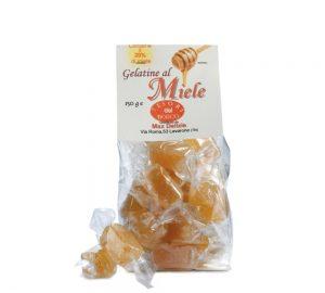caramelle gelatine al miele tesori del bosco max delizie