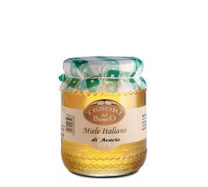 vaso miele italiano di acacia 500 gr.