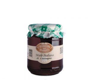 miele italiano di castagno 500 gr.