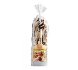 sacchetto funghi porcini secchi speciali 100 gr.