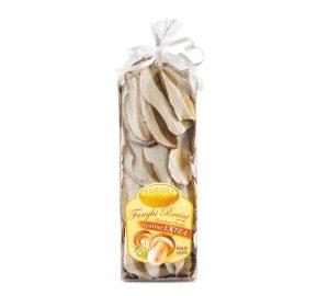 sacchetto funghi porcini extra testine 80 gr. tesori del bosco