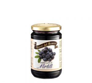 confettura di mirtilli 340 g