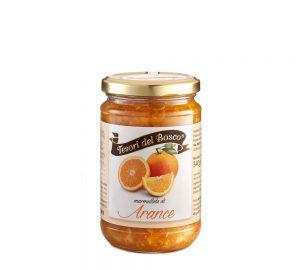 marmellata di arance in vaso da 340 g