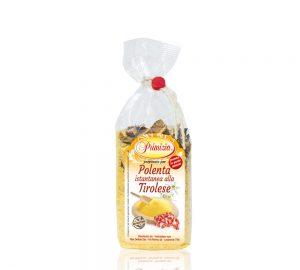 sacchetto da 200 g di polenta istantanea alla tirolese