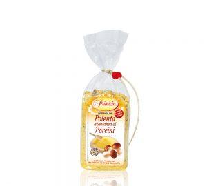 polenta istantanea ai porcini in sacchetto da 200 g