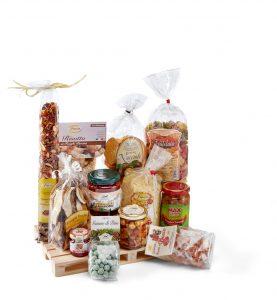 larice confezione regalo primizie food