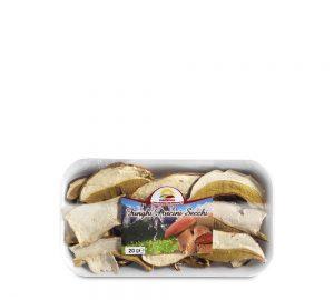 vassoio funghi porcini secchi extra tradizioni dolomitiche