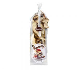 sacchetto funghi porcini secchi speciali 100 g